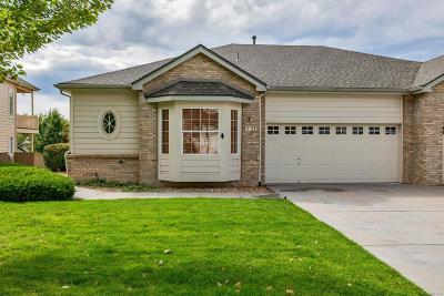Highlands Ranch Condo/Townhouse Under Contract: 9129 Woodland Drive