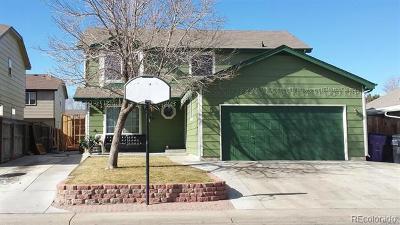 Denver Condo/Townhouse Active: 4341 Durham Court