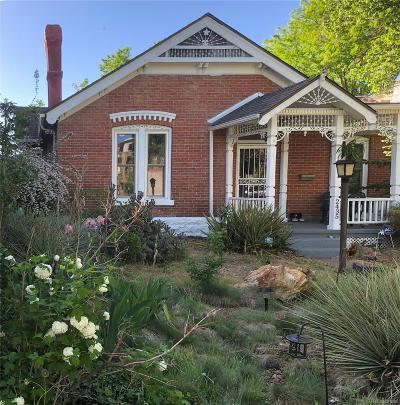 Denver Single Family Home Under Contract: 2435 California Street