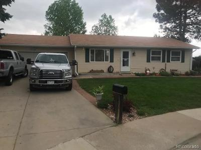 Broomfield County Single Family Home Active: 13332 Grove Court