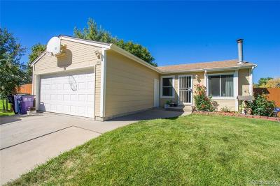 Denver Single Family Home Active: 9460 West Wagon Trail Circle