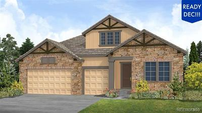 Broomfield Single Family Home Active: 16007 La Plata Peak Place