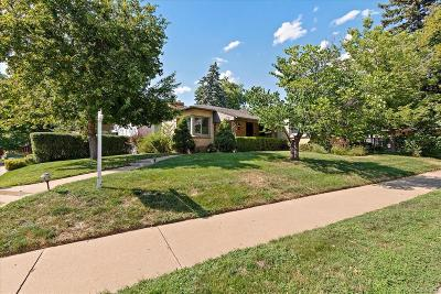 Denver Single Family Home Active: 1055 South Cove Way