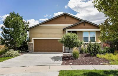 Aurora Single Family Home Under Contract: 6612 South Kewaunee Way