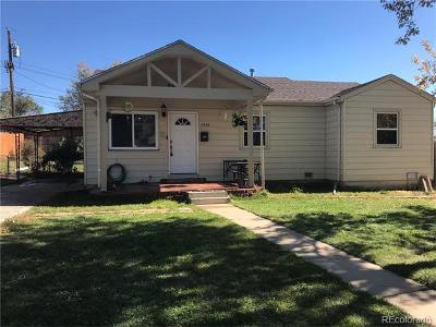 Thornton Single Family Home Active: 8850 Hoyt Drive