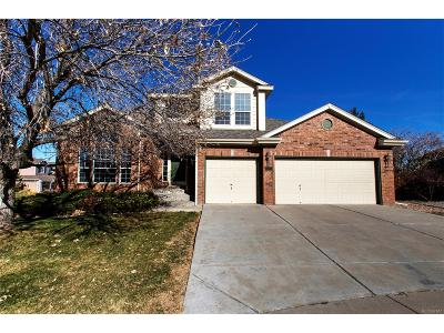 Highlands Ranch Single Family Home Active: 5917 Lance Place