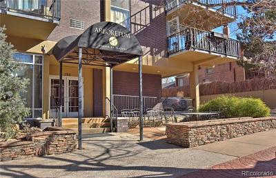 Cheeseman & Moffat, Cheeseman Park, Cheesman Park Condo/Townhouse Active: 1150 Vine Street #905