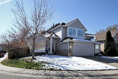 Highlands Ranch Single Family Home Active: 2922 White Oak Trail