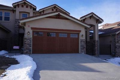 Boulder County Condo/Townhouse Active: 2927 Tierra Ridge Court