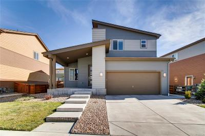 Reunion Single Family Home Under Contract: 10050 Truckee Street