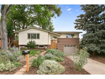 Golden Single Family Home Under Contract: 624 Virginia Street