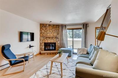 Boulder Condo/Townhouse Under Contract: 3755 Birchwood Drive #47
