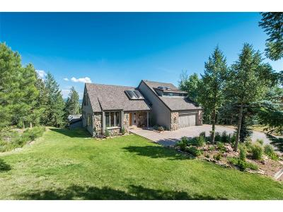 Jefferson County Single Family Home Under Contract: 32520 Woodland Drive