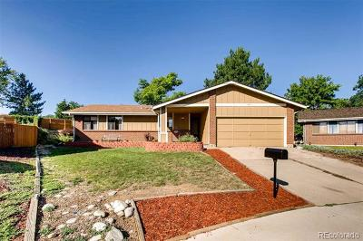 Aurora Single Family Home Active: 1493 South Evanston Street