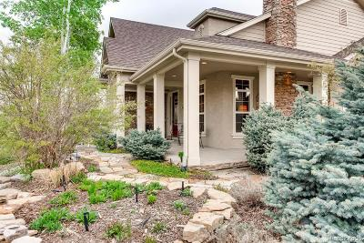 Littleton Single Family Home Active: 10571 West Indore Drive