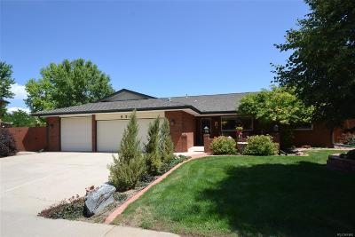 Lakewood Single Family Home Active: 9349 West Baltic Drive