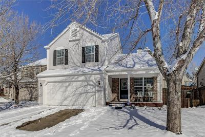 Arvada Single Family Home Under Contract: 12029 West 85th Drive