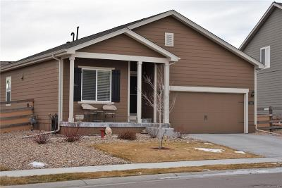 Lochbuie Single Family Home Under Contract: 260 Westin Avenue