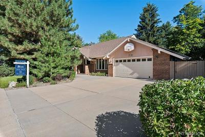 Longmont CO Single Family Home Active: $485,000