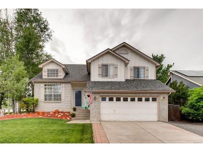 Arvada Single Family Home Active: 6919 Howell Street