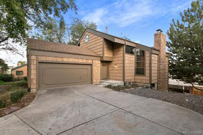 Littleton Single Family Home Under Contract: 10222 West Ida Avenue #233