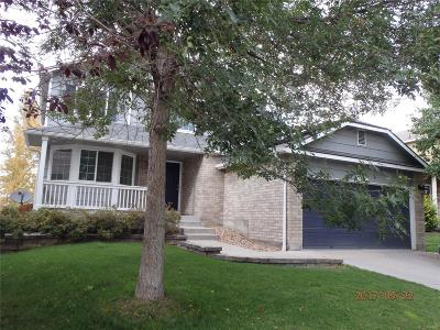Adams County Single Family Home Active: 3815 East 139th Place