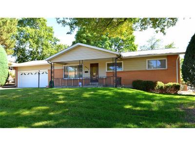 Denver CO Single Family Home Active: $374,900