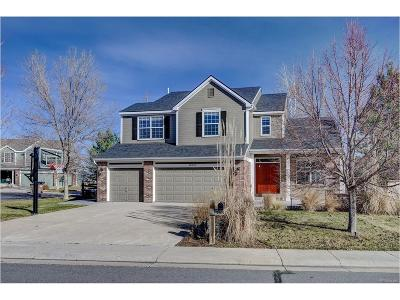 Aurora Single Family Home Active: 18169 East Caley Circle