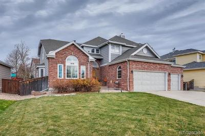 Highlands Ranch Single Family Home Active: 10158 Stephen Place