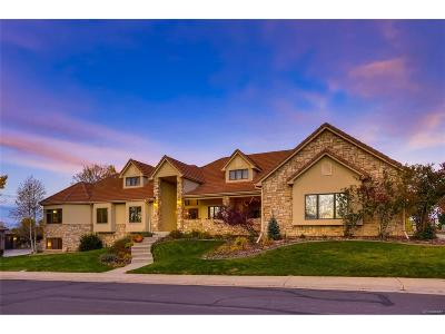 Broomfield Single Family Home Under Contract: 2520 Outlook Trail