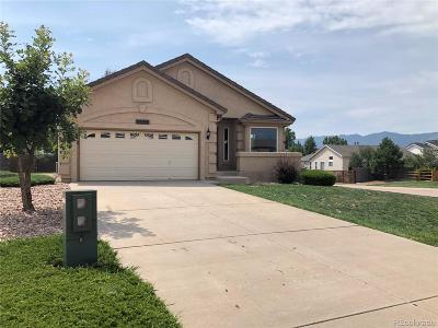 Monument Single Family Home Active: 2286 Creek Valley Circle