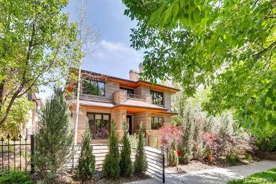Cherry Creek Single Family Home Active: 510 Garfield Street