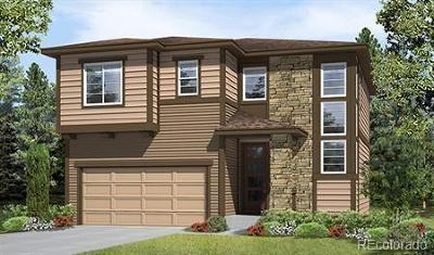 Castle Rock CO Single Family Home Active: $449,980