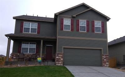Lochbuie Single Family Home Active: 511 Hermosa Street