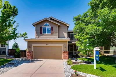 Highlands Ranch Single Family Home Under Contract: 3837 Aldenbridge Circle