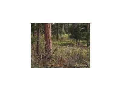 Douglas County Residential Lots & Land Active: 4870 Mohawk Drive