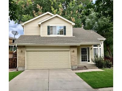 Denver Single Family Home Active: 3525 West Hamilton Place