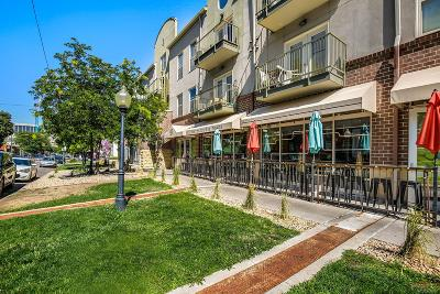 Uptown Condo/Townhouse Active: 837 East 17th Avenue #3C