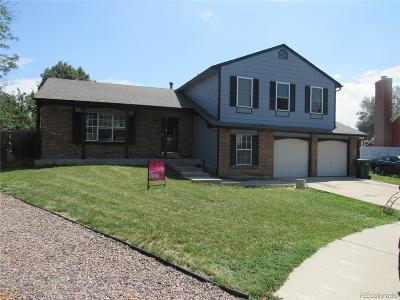 Aurora Single Family Home Active: 18094 East Gunnison Place