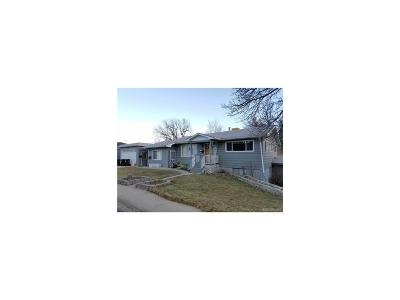 Boulder Multi Family Home Active: 2610 6th Street