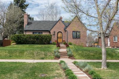 Denver CO Single Family Home Active: $659,900