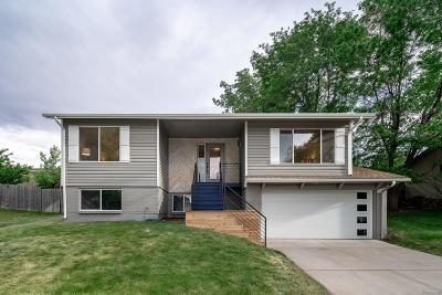 Arvada Single Family Home Under Contract: 8200 West 72nd Place