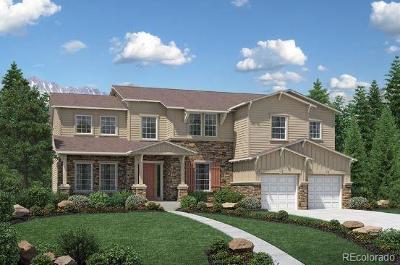 Douglas County Single Family Home Active: 22297 Boundstone Street