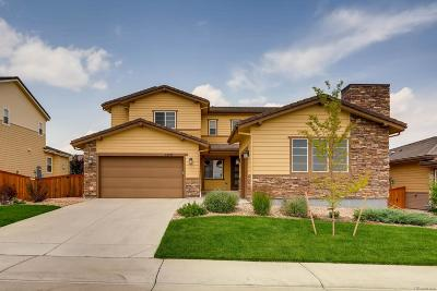 Parker Single Family Home Active: 14081 Pastel Road