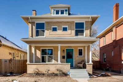 Denver Single Family Home Active: 2819 York Street