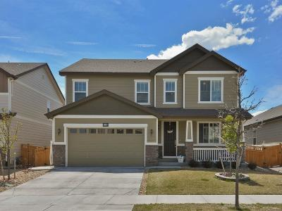 Frederick Single Family Home Under Contract: 3323 Eagle Butte Avenue