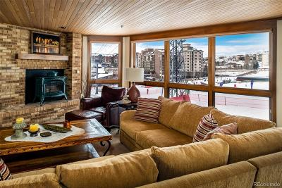Steamboat Springs CO Condo/Townhouse Active: $895,000