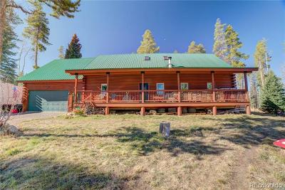 Single Family Home Active: 32456 Ute Trail
