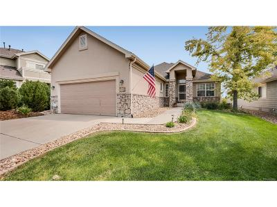 Castle Pines North Single Family Home Under Contract: 7596 Pineridge Terrace