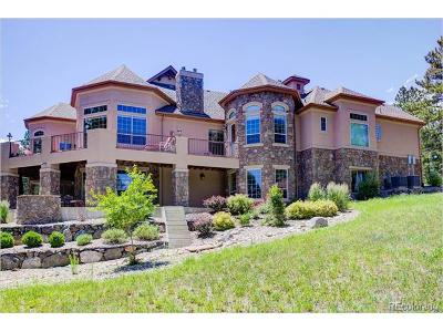 Larkspur CO Single Family Home Under Contract: $899,000